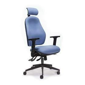 Torasen Orthopaedica 100Series Wider Back Task Chair with Headrest