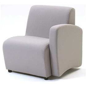 Verco Plaza Single Chair Right Arm