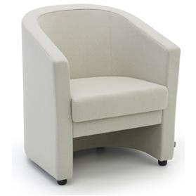 Verco Roma Tub Chair Cream