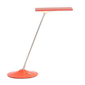 Humanscale Horizon LED Task Light, Sunrise Orange
