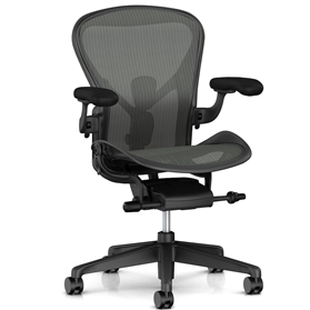 Herman Miller  Aeron Graphite Edition - Size A (Small)