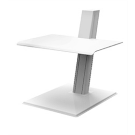 Humanscale Quickstand Eco, Laptop, White