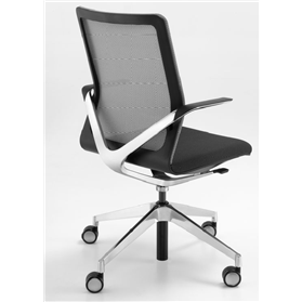 Girsberger Linq Conference Swivel Mesh Back Chair