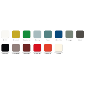 Vitra Shell Colours