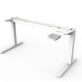 Humanscale Float table frame only with mounted crank