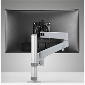 CBS Lima Monitor Arm, Silver Red Dot Winner 2020