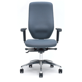 Verco Profile chair in blue