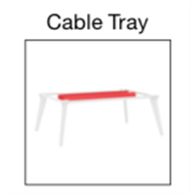 Elite cable tray
