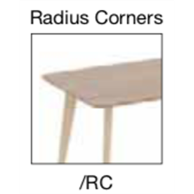 Elite Radius corners