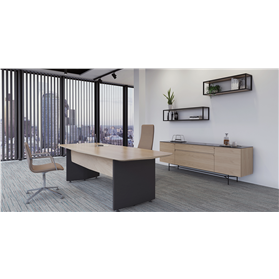 William Hands Vantage Executive Height Adjustable Desk