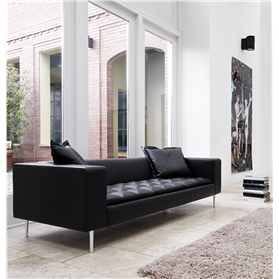 Boss Design Fairfax 3 Seat Sofa