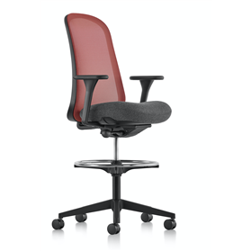 Herman Miller Lino Counter chair