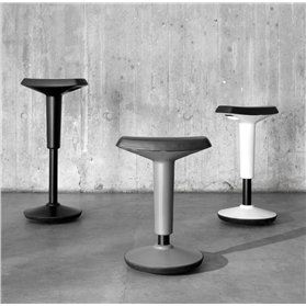 Senator Lyft Height Adjustable Stool
