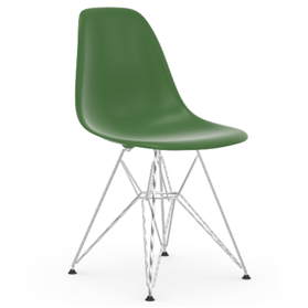 Vitra Eames DSR Chair, Green