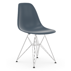 Vitra Eames DSR Chair, Sea Blue