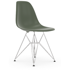 Vitra Eames DSR Chair, Forest