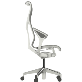 Herman Miller cosm high back leaf arms