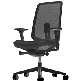 PRE ORDER Herman Miller Verus Fully Loaded Black with Mesh Back