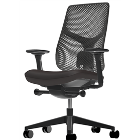 PRE ORDER Herman Miller Verus Fully Loaded Black with Triflex Back