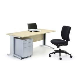 Verco Visual Two Rectangular Desk