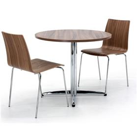 Verco dining table with chairs