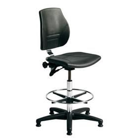 Verco Work 6 Industrial Counter Height Chair
