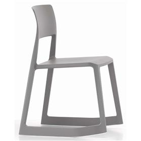 Vitra Tip Ton Chair Earth Grey