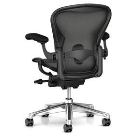 Herman Miller Aeron Remastered Lumbar Rear