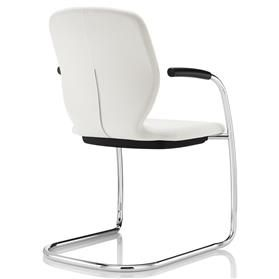 Boss Design Lily Cantilever Visitor Armchair