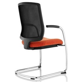 Boss Design Vite Visitor Chair Rear