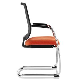 Boss Design Vite Visitor Chair Side