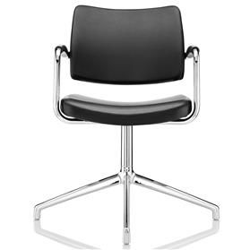 Boss Design Pro 4-Star Swivel Base Chair Designed By Paul Brooks