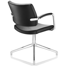 Boss Design Pro 4 Star Base Swivel Chair Back