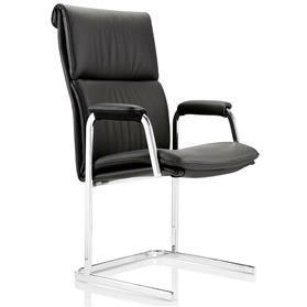 Boss Design Delphi High Back Cantilever Chair