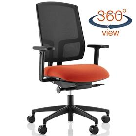 Komac Felix Mesh Office Chair