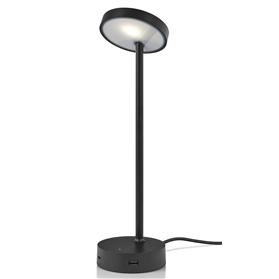 IN STOCK! CBS LollyPersonal LED Light with USB A & C Charging, Black