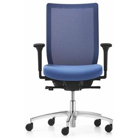 Dauphin Stilo mesh back office chair