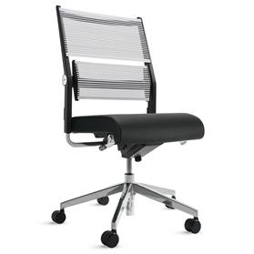 Dauphin Lordo High Back Office Chair No Arms