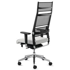 Dauphin Lordo High Back Office Chair with Neckrest Back