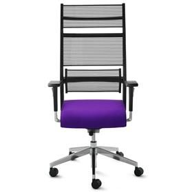 Dauphin Lordo High Back Office Chair with Neckrest