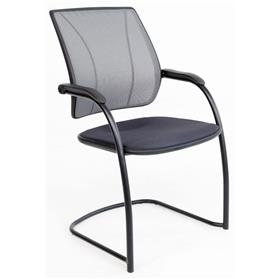 Humanscale Diffrient Occasional Multipurpose Chair, World Style