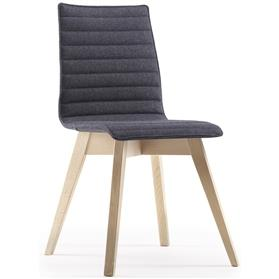 Edge Design Bjorn Upholstered Wooden Chair