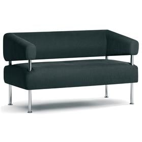 Edge Design Koko Double Bench Elevated Back & Arms
