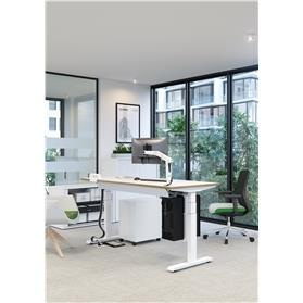 Elite Progress Plus Electric Height Adjustable Desk with Mobile App