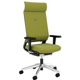 Elite i-Sit High Back Task Chair with Headrest