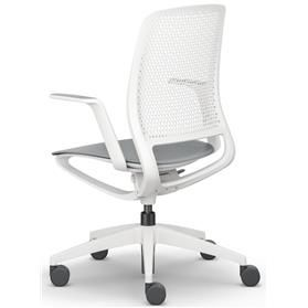 Sedus se motion swivel office chair grey back