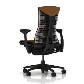 Herman Miller Embody Molasses Rear