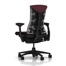 Herman Miller Embody Mulberry Rear