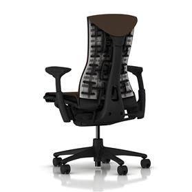 Herman Miller Embody Mink Rear