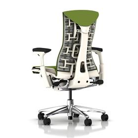 Herman Miller Embody White Balance Green Apple